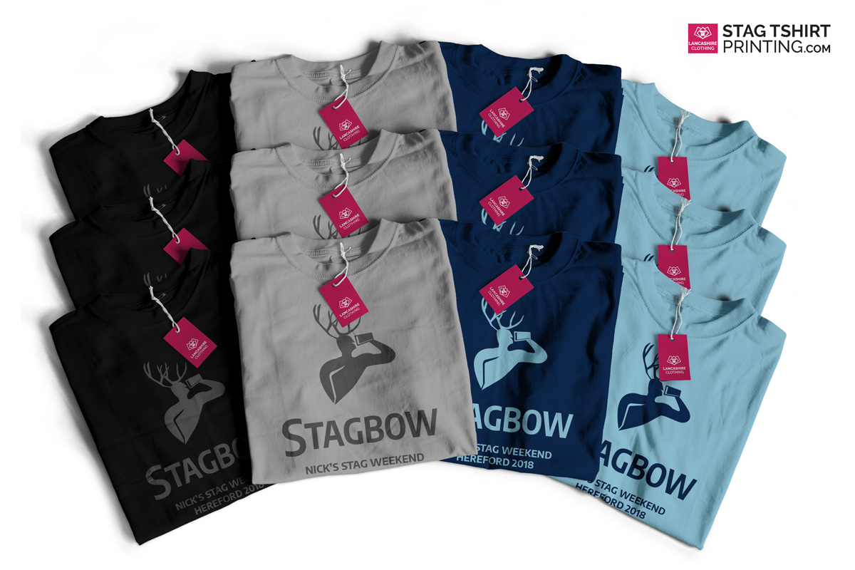 Stylish Subtle Stag T-Shirt Designs
